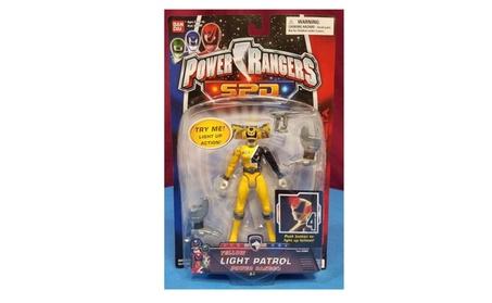Power Rangers SPD Light Patrol Action Figure Yellow Ranger 100cb27a-2a51-4f4d-851e-907960309206
