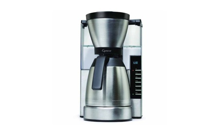 Capresso MT900 10-Cup Rapid Brew Coffee Maker w/ Thermal Carafe 32345171-56e4-4da9-a443-48c0b739b323