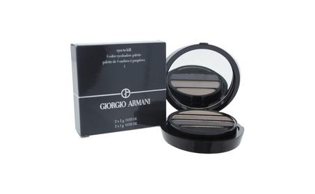 Giorgio Armani Eyes To Kill Eyeshadow Palette - # 1 Maestro - 1 Pc 6104fef4-d013-4cef-91a3-432022f616df