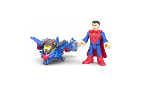 Imaginext DC Super Friends Battle Shifterz, Superman bcd990a5-4fc8-449c-bc32-a62659bd7dc3
