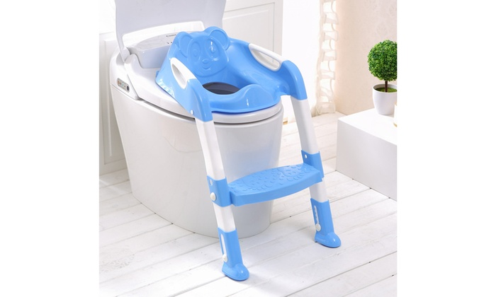 Cool Mangohood Potty Training Toilet Seat With Step Stool Ladder Beatyapartments Chair Design Images Beatyapartmentscom