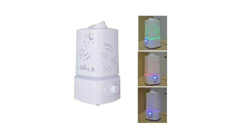 Home Ultrasonic Air Humidifier Purifier Aroma Diffuser Aromatherapy 93237a3b-c343-425b-95b4-9c3834411176
