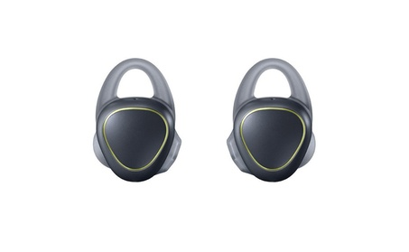 Samsung Gear IconX Cordfree Fitness Earbuds with Activity Tracker - Black 85230dec-0538-4354-9ca5-8ecd721fb062