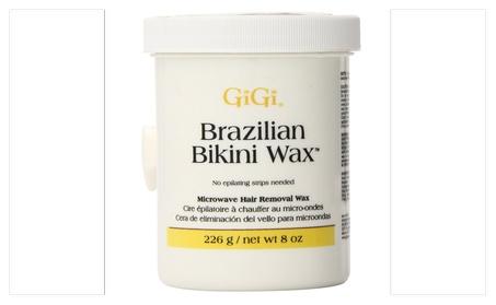 Gigi Brazilian Bikini Wax Microwave Formula, 8 Ounce f08b26cb-a254-45c2-8a68-42ef348c5d37