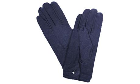 Morris Gloves Nylon W Snap Mens Black d0acbabf-8ace-4780-881a-5631d2764774