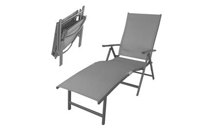 Adjustable Reclining Pool Lounge Chaise Chair 83535b4f-3907-430b-916a-59b7ebca1bbc
