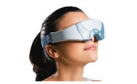 Eye Forehead Massager with Soothing Vibration Rid Headaches Stress 6180f14b-9f2f-45d6-bdb4-f127d934b183