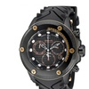 Invicta 17823 Black Dial Jason Taylor Quartz Chronograph Men's Watch