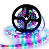 LED Color Changing Kit with Flexible Strip Light+24 Key IR Remote Cont