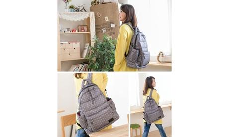 CiPU Baby Diaper Bag Backpack Travel Bag Weightless & Waterproof 5bff124d-7af4-4f71-a7d0-f45f2ef3fc59