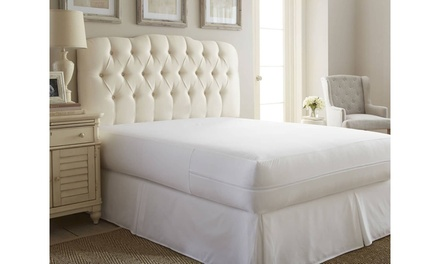 Merit Linens Bed Bug and Spill-Proof Zippered Mattress Protector
