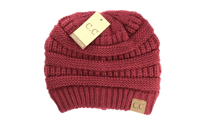 Women s Solid Classic CC Beanie Crane Clothing Co. Women s Solid Classic CC  Beanie d9f4454d05d