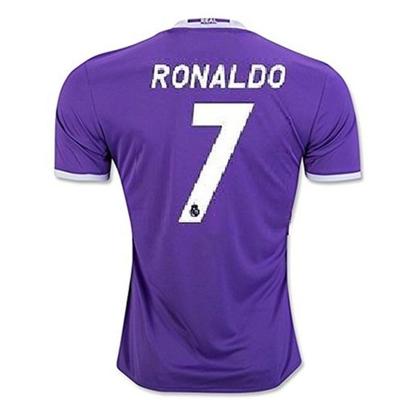 5e99d54051f Real Madrid Home Ronaldo 7 Soccer Jersey   Matching Shorts Set