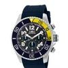 Invicta 13728 Black Dial Pro Diver Quartz Chronograph Mens Watch