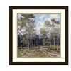 """Framed Art Print Summer in the Hills by Robert Moore:Outer Size 22x22"""""""