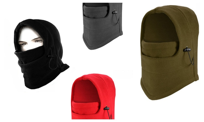 Full Coverage Mask Great For Any Winter And Summer Sport Activity