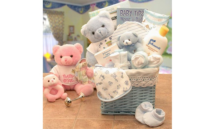 Baby Gift Baskets Dropship : Gift basket dropshipping sweet baby of mine new