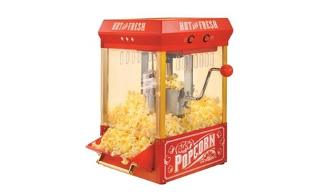 Nostalgia Products Group KPM200 Kettle Popcorn Popper photo