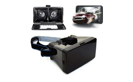 3D Video Glasses Head Mount Plastic Virtual Reality Headset 7c106403-87ce-4b87-83e5-18ba0a88ec57