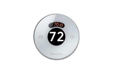 Honeywell Lyric Round Wi-Fi Programmable Thermostat 5e44480c-a3bc-4d5a-bcd7-6ea08b05e2ec