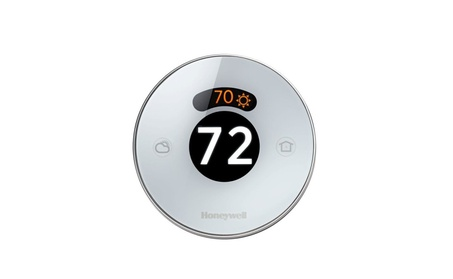 Honeywell Lyric Round Wi-Fi Programmable Thermostat 713906d6-2bca-4ffe-9e77-e89d635fade5