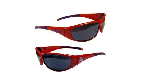 NCAA Arizona Wildcats Wrap 3 Dot Sunglasses 0f8cd9ac-5053-40ac-b4c5-a0ea85134e6d