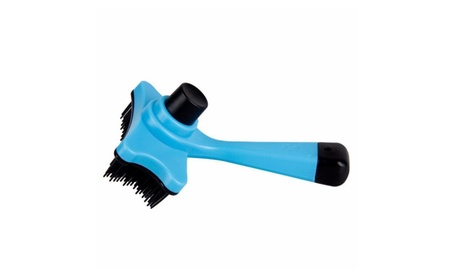 Quick Clean Pet Grooming Brush Dog or Cat Fur Pet Supplies efb3e30b-9518-4964-88e5-dc0cbec1f2cb