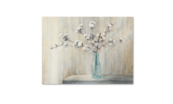 Up to 64 off on julia purinton cotton bouque groupon goods groupon goods julia purinton cotton bouquet canvas art gumiabroncs Choice Image