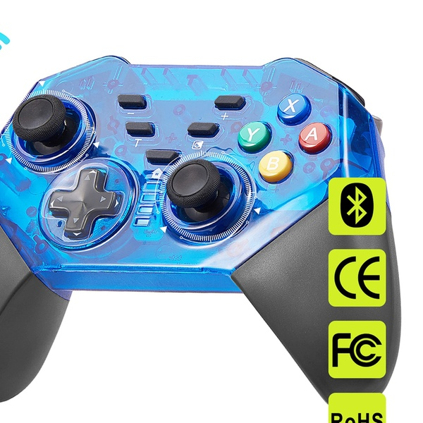 Switch Console/Windows Pc/Android Device Bluetooth Gaming Conrtol