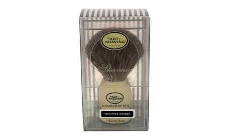 The Art of Shaving Pure Badger Shaving Brush - Ivory Shaving Brush cab0783c-5ded-4b45-9b1a-737c66d8b88b