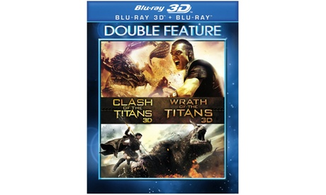 Clash of the Titans (2010) / Wrath of the Titans (DBFE)(3D Blu-ray) 47092754-7f90-4ef1-a63d-17f5e3d427bf