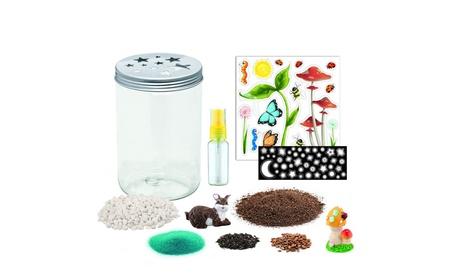 Creativity for Kids Grow 'n Glow Terrarium 744a3ff4-b797-4803-a03b-306c56eddf3e