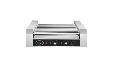 Clevr Commercial Hotdog Machine 11 Roller and 30 Hot Dog Grill Cooker a424eafb-bd7b-49ac-b2cf-ae7a4a2ce0dd