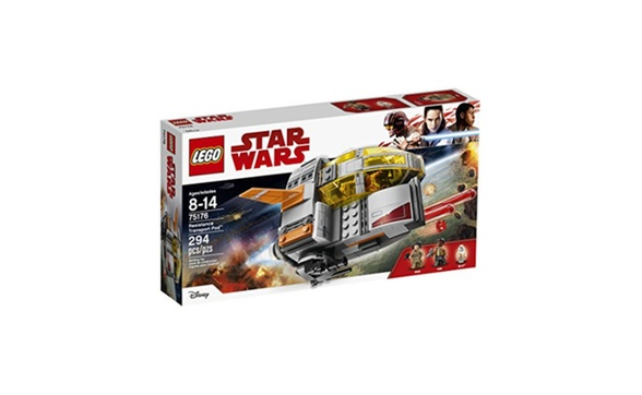 LEGO Star Wars Resistance Transport Pod 75176 Building Kit 294 Piece
