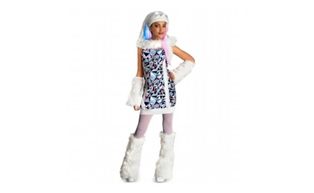 Rubies Costumes Monster High Abbey Bominable Child Costume Medium ebe4e621-7097-4f08-bed7-a509b629c701