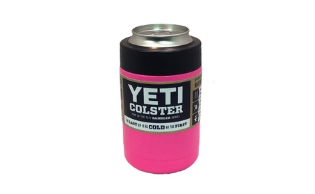 Hot Pink YETI Rambler Koozie Colster For Bottles / Cans! 1e823f62-2ffe-4259-8dc0-1a3f8fe5f427