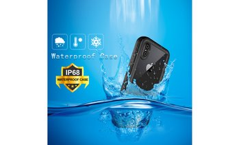 IP68 Waterproof Case Cover AlCase Shockproof for iPhone XR/XS Max