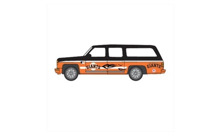 Top Dog 1-64 Scale San Francisco Giants Suburban 1ada8527-eaad-489f-a5fc-cd80d1316bef