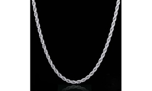 e3213471d07fc9 Chains - Sterling Silver, Deals & Discounts | Groupon