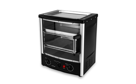 Nutrichef PKMFT039 Multi-Function BBQ Oven with Rotisserie 83ba0027-31ed-4ef5-ae96-ea832eeb6a16