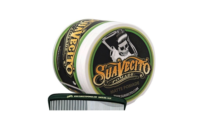 Hair Care Suavecito Matte Pomade Styling