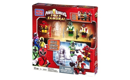 Power Rangers Super Samurai Battle Pack II Exclusive. 5f52c675-be02-4544-ba70-5fa7507b704b