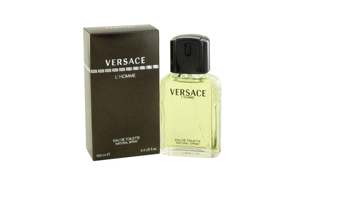 Up To 66 Off On Versace Lhomme For Men By Gi Groupon Goods