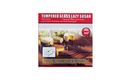 Tempered Glass Lazy Susan b506f871-5bb9-45c2-ad69-91bd0d9671bb