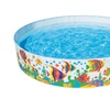 Ocean Style Paddling Cool Backyard Pool for Children