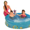 Adult Inflatable & Kid Pools Can be Plugged into Standard Harden Hose