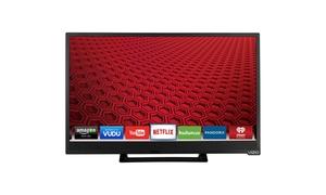 Vizio E24-C1 24-Inches 1080p Smart LED TV (2015 Model) Refurbished