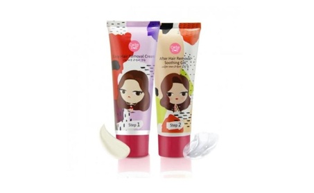 Easy Hair Removal Cream After Hair Removal Soothing Gel 2 Pack 70G faa99c51-e0c3-470d-9130-8c0a0f9ef1d7