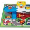Go Go Drivers Car Park Set