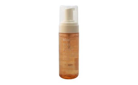 Bliss Triple Oxygen Instant Energizing Cleansing Foam 5.0 OZ cbf1e88d-9bbb-435f-b1d9-d57b481f22a4